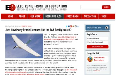 https://www.eff.org/deeplinks/2013/02/just-how-many-drone-licenses-has-faa-really-issued