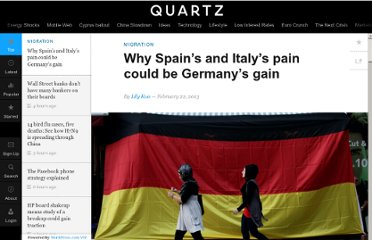 http://qz.com/53636/why-spains-and-italys-pain-could-be-germanys-gain/