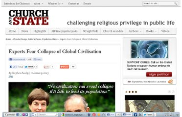 http://churchandstate.org.uk/2013/01/experts-fear-collapse-of-global-civilisation/