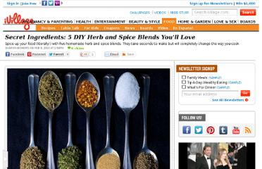 http://www.ivillage.com/make-your-own-herb-and-spice-blends/3-a-518341
