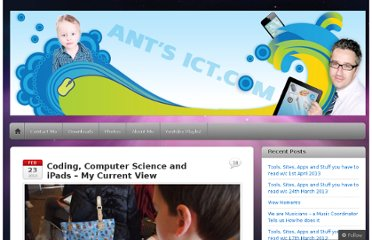 http://antsict.wordpress.com/2013/02/23/coding-computer-science-and-ipads-my-current-view/