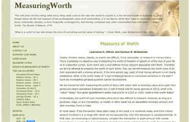 http://www.measuringworth.com/worthmeasures.php