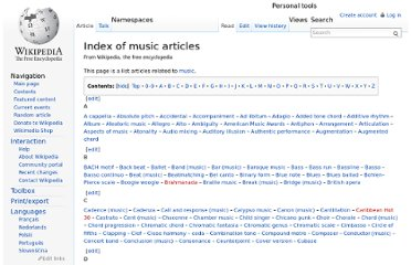http://en.wikipedia.org/wiki/Index_of_music_articles