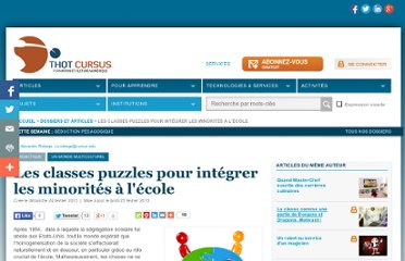 http://cursus.edu/article/19555/les-classes-puzzles-pour-integrer-les/