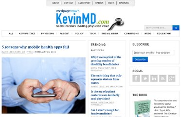 http://www.kevinmd.com/blog/2013/02/5-reasons-mobile-health-apps-fail.html