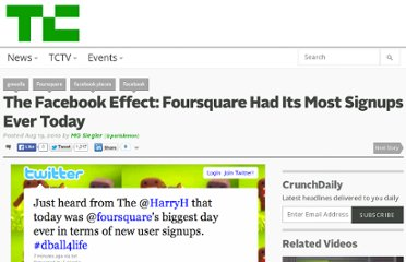 http://techcrunch.com/2010/08/19/facebook-effect-foursquare/