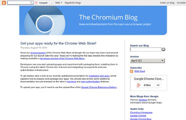 http://blog.chromium.org/2010/08/get-your-apps-ready-for-chrome-web.html