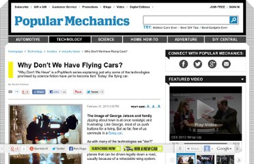 http://www.popularmechanics.com/technology/aviation/news/why-dont-we-have-flying-cars-15128771