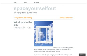 http://spaceyourself.wordpress.com/2013/02/20/windows-in-the-sky/