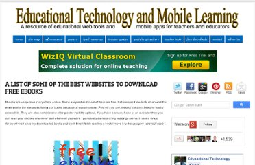 http://www.educatorstechnology.com/2011/11/list-of-some-of-best-websites-to.html