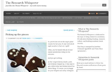 http://theresearchwhisperer.wordpress.com/2013/01/29/picking-up-the-pieces/#more-1607