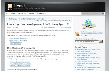 http://blogagic.com/199/learning-flex-development-the-2-0-way-part-2