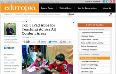 http://www.edutopia.org/blog/ipad-apps-all-content-areas-andrew-marcinek