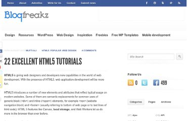 http://blogfreakz.com/web-design/html5-tutorial/