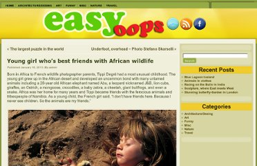 http://www.easyoops.com/young-girl-whos-best-friends-with-african-wildlife