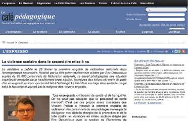 http://www.cafepedagogique.net/lexpresso/Pages/2013/02/27022013Article634975452745116925.aspx