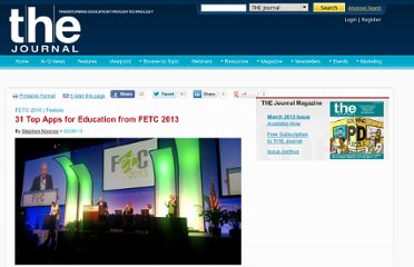http://thejournal.com/articles/2013/02/26/31-top-apps-for-education-from-fetc-2013.aspx?=FETCLN