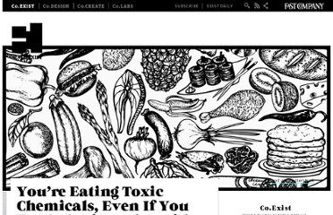 http://www.fastcoexist.com/1681471/youre-eating-toxic-chemicals-even-if-you-eat-organic-and-avoid-plastic