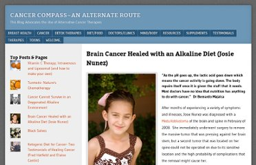 http://cancercompassalternateroute.com/testimonials/brain-cancer-healed-with-natural-therapies/