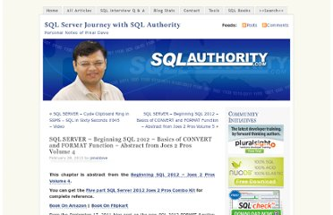 http://blog.sqlauthority.com/2013/02/28/sql-server-beginning-sql-2012-basics-of-convert-and-format-function-abstract-from-joes-2-pros-volume-4/