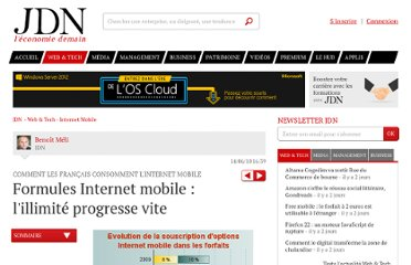 http://www.journaldunet.com/ebusiness/internet-mobile/consommation-internet-mobile/abonnements.shtml