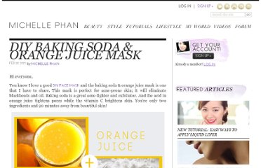 http://michellephan.com/blog/post/diy-baking-soda-orange-juice-mask