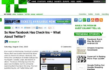 http://techcrunch.com/2010/08/21/twitter-check-ins/