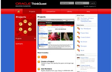 http://www.thinkquest.org/en/projects/index.html