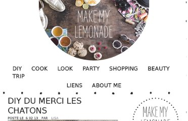 http://makemylemonade.com/diy-du-merci-les-chatons/