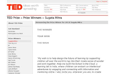 https://www.ted.com/pages/prizewinner_sugata_mitra