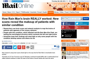 http://www.dailymail.co.uk/sciencetech/article-2286592/How-Rain-Mans-brain-REALLY-worked-New-scans-reveal-makeup-patients-similar-condition.html