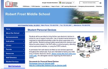 http://www.fcps.edu/FrostMS/instruction/pods.html