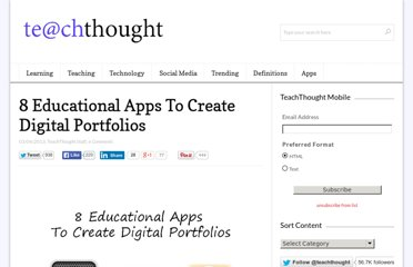 http://www.teachthought.com/technology/8-educational-apps-to-create-digital-portfolios/