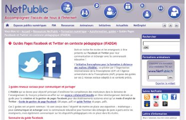 http://www.netpublic.fr/2013/03/guides-pages-facebook-twitter/