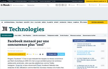 http://www.lemonde.fr/technologies/article/2013/03/04/alerte-au-cool-chez-facebook_1842287_651865.html