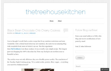 http://thetreehousekitchen.com/2013/02/21/black-bean-chocolate-chili-cherry-cookies/