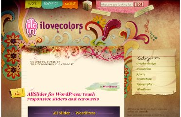 http://www.ilovecolors.com.ar/category/wordpress/