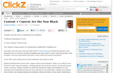 http://www.clickz.com/clickz/column/2252234/content-context-are-the-new-black