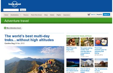 http://www.lonelyplanet.com/themes/adventure-travel/the-worlds-best-multi-day-treks-without-high-altitudes/?intaffil=lpemail