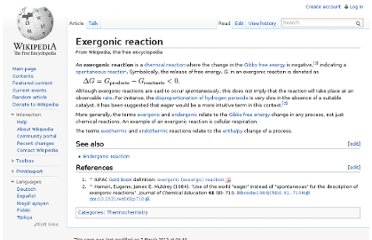 http://en.wikipedia.org/wiki/Exergonic_reaction