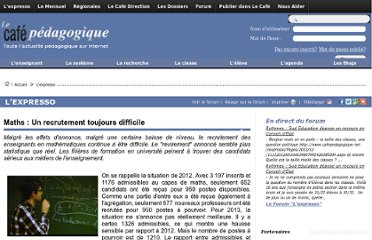 http://www.cafepedagogique.net/lexpresso/Pages/2013/03/06032013Article634981503116957325.aspx