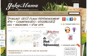 http://www.yakamama.com/podcast-seo-flash-referencement-n10-visualisez-enfin-les-liens-dun-site