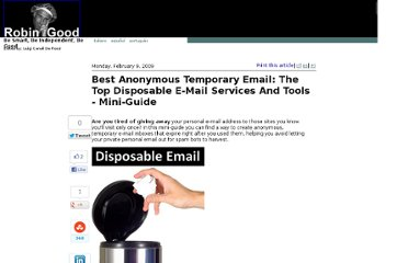 http://www.masternewmedia.org/best-anonymous-temporary-email-the-top-disposable-e-mail-services-and-tools-mini-guide/