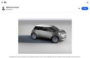 http://www.behance.net/gallery/MINI-Zero-2013-Concept/3726979