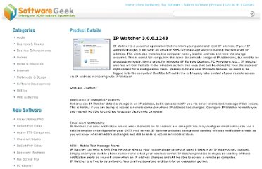 http://www.softwaregeek.com/download/ip_watcher.html