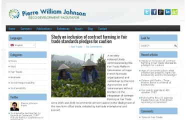 http://pierrejohnson.eu/wp/contract-farming-fair-trade/?lang=en