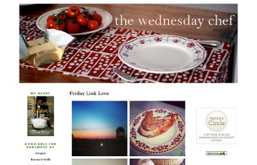 http://www.thewednesdaychef.com/the_wednesday_chef/