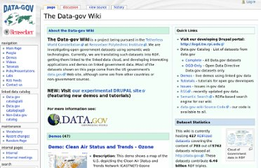 http://data-gov.tw.rpi.edu/wiki/The_Data-gov_Wiki