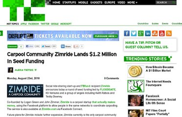 http://techcrunch.com/2010/08/23/zimride-funding/
