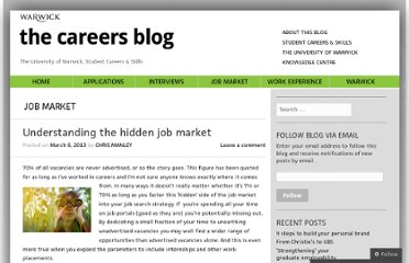 http://careersblog.warwick.ac.uk/2013/03/06/understanding-the-hidden-job-market/